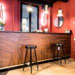 Retail Agence architectes I Bar et rangement I Paris